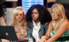 Amberly Carter, Teyana Taylor, and Katie Kattawar from My Super Sweet 16