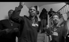 """A Boogie Wit Da Hoodie and PnB Rock """"Bet On It"""" Video"""