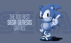 The 100 Best Sega Genesis Games