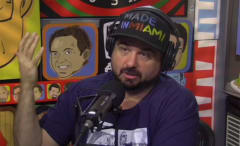 Dan Le Batard discusses whether he can talk about a recent Donald Trump recording.