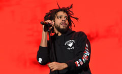 J. Cole at Meadows Fest