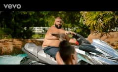 "DJ Khaled ""Do You Mind"" screenshot"
