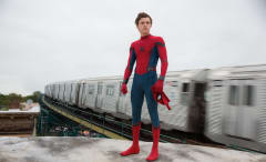 Tom Holland as Spider-Man in 'Spider-Man: Homecoming'