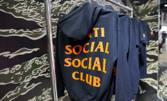 Anti Social Social Club at ComplexCon