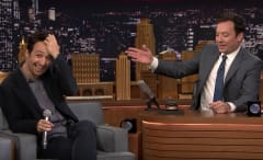 Lin-Manuel Miranda freestyles on 'Tonight Show'