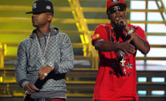 Juelz Santana and Cam'ron BET Awards 2010