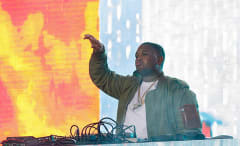 This is a photo of DJ Mustard.