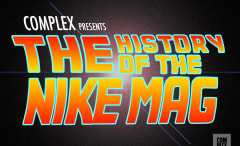 Nike Mag History 1