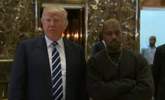 West, Trump'd