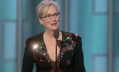 This is a photo of Meryl Streep.