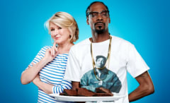 Martha Stewart & Snoop