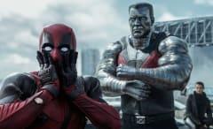 Deadpool, Colossus, Negasonic.