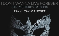 "Zayn & Taylor Swift ""I Don't Wanna Live Forever."""