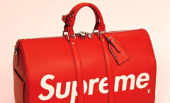 Supreme and Louis Vuitton