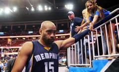 Vince Carter Memphis Grizzlies 2015-2016 Season