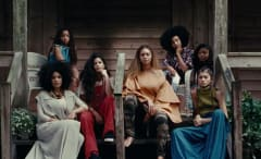 """This is Beyoncé's video for """"All Night"""" from her 'Lemonade' film."""