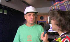 This is Mike Dean being interviewed by Nardwuar.
