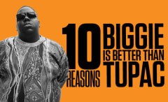 10 Reasons Biggie Is Better Than Tupac