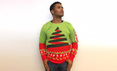 Mountain Dew Christmas Sweater