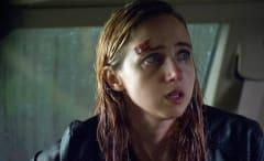 Zoe Kazan in The Monster