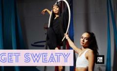 Erykah Badu Get Sweaty