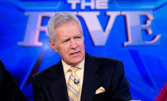 This is a photo of Alex Trebek.
