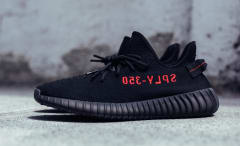 Adidas Yeezy 350 Boost V2 Black Red