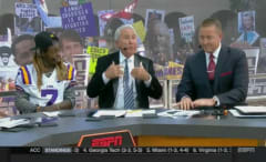 Lil Wayne makes Saturday selections on College Game Day