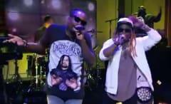 "Wale ""Running Back"" f/ Lil Wayne"