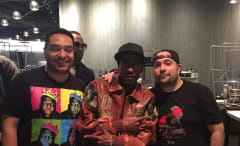 Rakim on Juan Epstein podcast