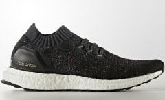Adidas Ultra Boost Uncaged Black Multicolor Speckle Release Date Profile BA9796