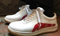 Supreme Louis Vuitton Sneakers
