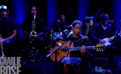 "Lauryn Hill on ""Charlie Rose"""
