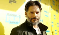 This is a photo of Joe Manganiello.