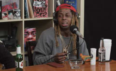 This is Lil Wayne's 'The Nine Club' interview.