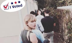 Taylor Swift Voted