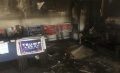 North Carolina Firebombing