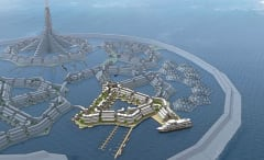 Floating city, Seasteading Institute