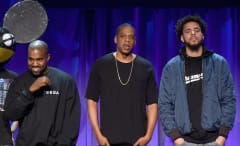 Cole x Kanye