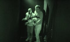 Kevin Hart and a Jimmy hit up a haunted house together