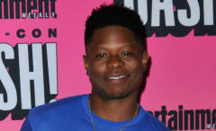 'Straight Outta Compton' star Jason Mitchell was accused of attacking a woman at a hotel.
