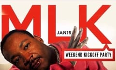 Trash Martin Luther King Day Party Fliers Are the Wrong Way to Celebrate