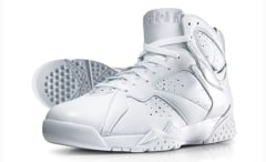 Air Jordan 7 Silver Anniversary