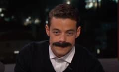 Rami Malek on 'Kimmel'