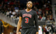 Dwyane Wade reflects on his terrible on-court performance.