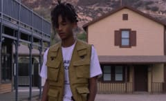 "Jaden Smith ""Fallen"" Music Video"