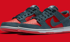 Un Shark Nike SB Dunk Low 854866-336