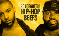25 Forgotten Hip-Hop Beefs
