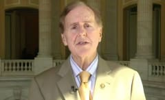 North Carolina Rep. Robert Pittenger