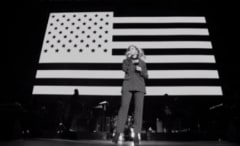 This is Tidal's Hillary Clinton ad.